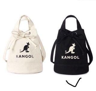 Kangol帆布袋