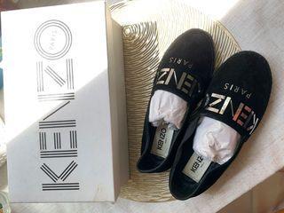 Kenzo 字母草編鞋 36號