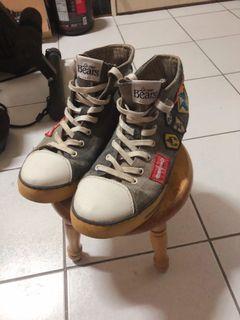 Law new bears 經典款 帆布鞋