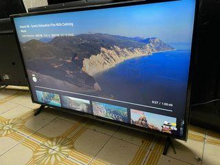 大量二手LG 43寸2K/4K 智能Smart TV