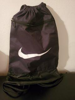 LN) Kids Nike Brasilia rucksack black