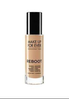 Make up for ever reboot