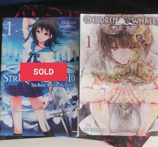 Manga & Light Novel LN