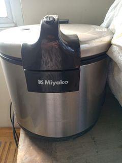 Miyako giant rice cooker