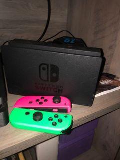 Nintendo switch!!!