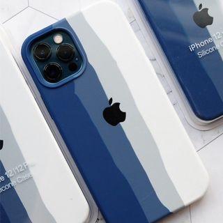 ORIGINAL SILICONE - For iPhone 6 7 8 6+ 7+ 8+ X XR XSMAX 11 11PRO 11 12 PRO PROMAX