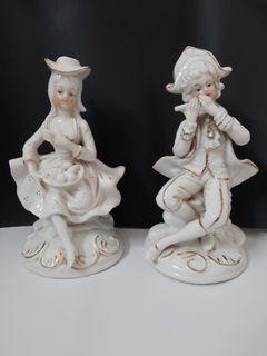 Pajangan keramik 1 pasang