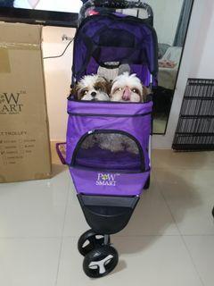 Pet Sroller Dog Stroller Cat Stroller