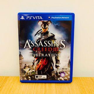 PSV Assassins Creed III Liberation