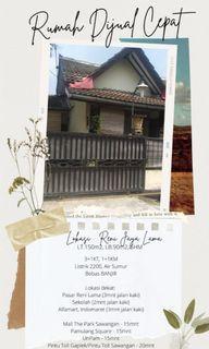 Rumah Reni jaya