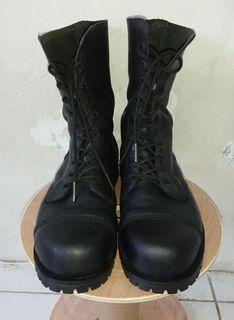 Sepatu Boots Underground Shoes England 10 Hole