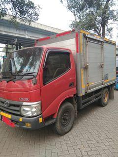Sewa Mobil Box Engel Toyota DYNA
