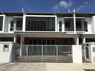 SHAH ALAM@[100% Affordable! BIG HOUSE] 25x75 Double Storey Terrace