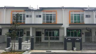 SHAH ALAM@FAST!!! [3 Unit More !!! ] Corner FREEHOLD 25x75 Double Storey