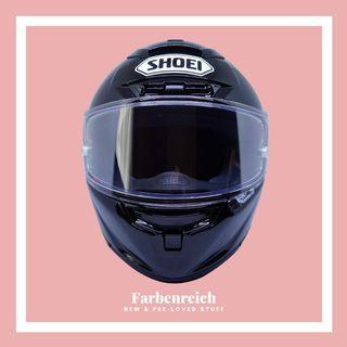 SHOEI X spirit 3 black glossy (XL)