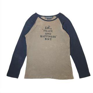 SLOWGUN 10th Peace longsleeve Tshirt