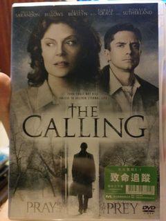 致命追蹤the calling DVD