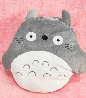 龍貓/豆豆龍/totoro 暖手抱枕(手手可以伸進去保暖唷❤也可以幫靠墊)
