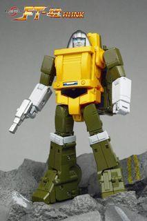 Transformers FT43 Hunk (FansToys Brawn)