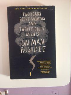 Two Years, Eight Months, and Twenty Eight Days by Salman Rushdie