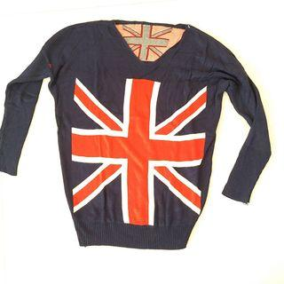 USA london top knit