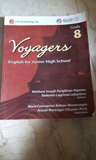 Voyagers grade 8