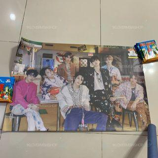 WTS  NCT DREAM '맛 (Hot Sauce)'🌶️ POSTER 🌶️