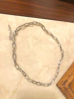 全新 鈦鋼歐美風鏈條項鍊