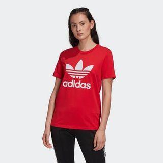 adidas Trefoil Shirt Womens