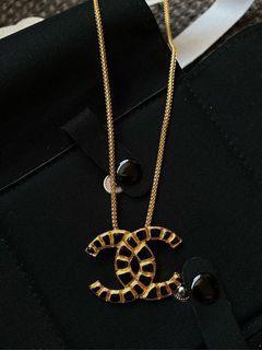 全新Chanel 香奈兒復古 埃及系列短項鍊