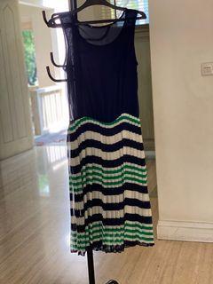 Dress maxi woman
