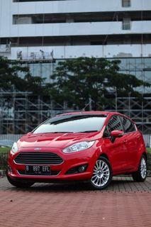 Ford Fiesta S 2014 low km antik orisinil