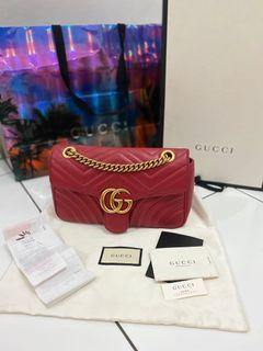 Gucci Marmont Authentic Small 2019