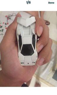 Hotwheels Lamborghini Countach. Maunan Mobil