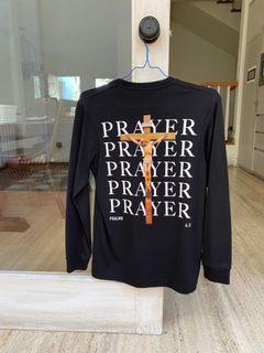 Kaos tangan panjang YEZO PRAYER