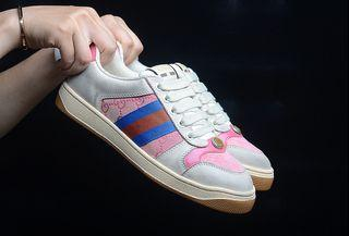 Made in Italy Gucci Screener Sneakers Women Size EUR35-40