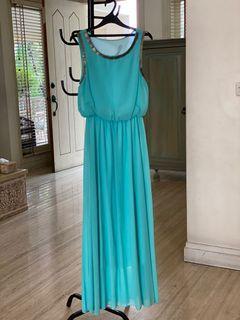 SALEEE Maxi dress 👗 woman pesta