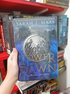 NEW Tower of Dawn HC  YA   Throne of Glass Series  Novel Import