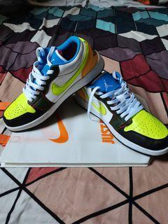Nike J1 Multicolor OEM