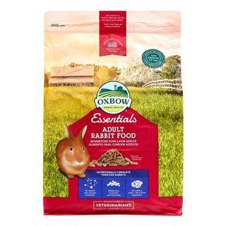 Oxbow Rabbit pellets pet food 10lbs