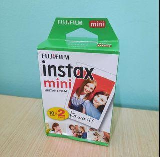 Refill Instax Mini Twinpack 20pcs polos