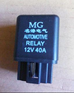 RELAY Automatic  for Horn 4Pin 12V40A
