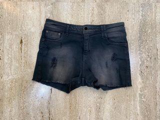 Sale celana pendek jeans stadivarius