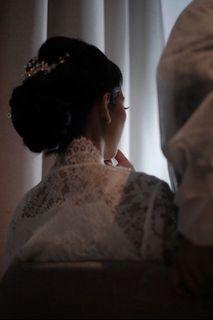 Trivesta wedding robe