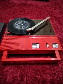 Turntable antik jadul piringan hitam vinyl
