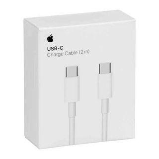 100% brand new Apple 20W USB-C Power Adapter or cable C to C or C to lightning