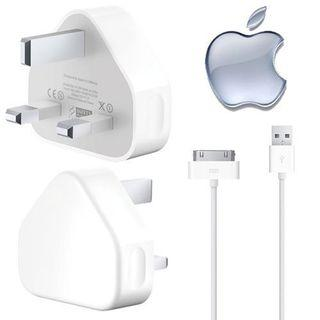 100% brand new apple plug 5w+1x lighting cable 1m only $21