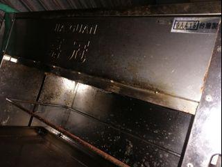 6管上火烤爐