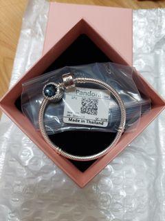 925純銀17公分手鏈+扣飾