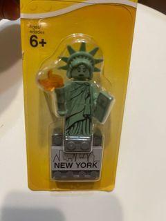全新 美國購回 紐約 自由女神